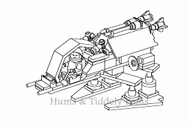 Small Picture Lego Robot Coloring Pages Coloring Home