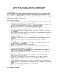 Community Outreach Worker Sample Resume
