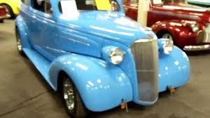 1937 Chevrolet Master Deluxe Chop Top Street Rod - YouTube