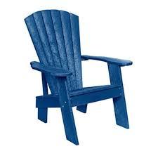 c r plastic s generation c09 03 adirondack chair blue outdoor seating adirondack loading