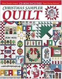 Christmas Sampler Quilt (Book & CD-ROM): Leisure Arts ... & Christmas Sampler Quilt (Book & CD-ROM): Leisure Arts: 9781574864427:  Amazon.com: Books Adamdwight.com