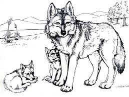 Wolf Printable Coloring Pages Elegant Howling Wolf Coloring Pages