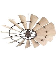 windmill ceiling fan with light. Windmill Ceiling Fan Quorum Inch Oiled Bronze With Weathered Oak Blades Outdoor Light
