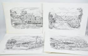 Lot 4 Peter Arnold Signed Prints of New Zealand | Sign printing, Prints,  New zealand