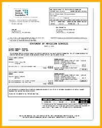 Credit Card Bill Template Naomijorge Co