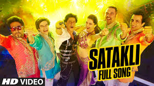 OFFICIAL: 'Satakli' FULL VIDEO Song | Happy New Year | Shah ...