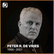 "Jotyjo on Twitter: ""RIP Peter R. de Vries Rust in vrede… """