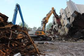 Light Demolition Work
