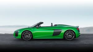 audi r8 spyder. Simple Audi The 2018 R8 Spyder In Audi H