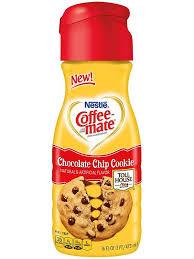 coffee mate nestle chocolate chip cookie creamer
