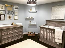 baby room ideas for a boy. Classic Serene Nursery Fit For A King - Love This Royal-inspired Baby Boy Room Ideas
