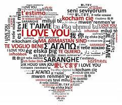 Αποτέλεσμα εικόνας για I love you in many languages