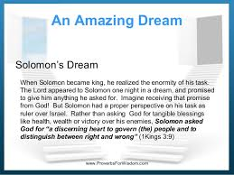 King Solomon Quotes Simple Proverbsforwisdomppt
