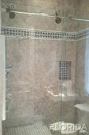 glass shower door enclosures rolling shower door with chrome hardware and clear glass glass shower enclosure