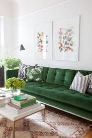 Emerald Green Velvet Sofa Nrhcares Com