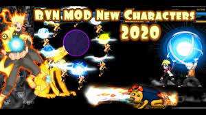 Bleach vs Naruto 3.3 Mod New Characters ANDROID [DOWNLOAD] | Naruto, Naruto  games, Anime fight