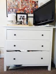 Ikea Malm 3 Drawer Chest Assembly Instructions