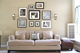 designing a collage of artwork for your walls