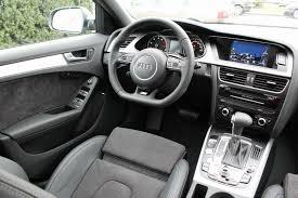 audi a4 2014 interior. Simple Audi 2014 Audi A4 S Line Interior And
