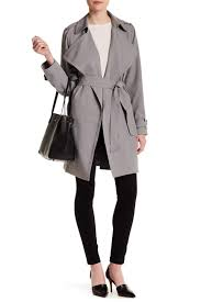 Michael Kors Coat Nordstrom Rack MICHAEL Michael Kors Belted Trench Coat Trench Michael Kors And 39