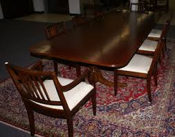 Interesting Vintage Bassett Dining Room Furniture 35 Rustic