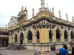 Masjid Abdul Gafoor - Picture of Masjid Abdul Gafoor, Singapore -  Tripadvisor