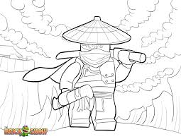 Small Picture Ninjago Lego Colori Ino Colouring Pages