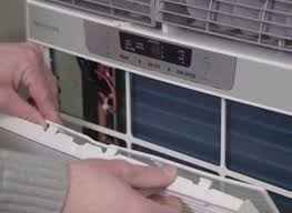 newest air conditioners. keep window air conditioners clean by changing the filter. newest