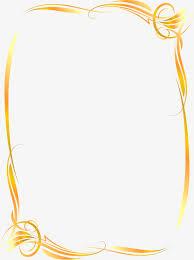 ornate gold frame vector frame border gold border vector png and vector