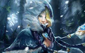 crystal maiden build guide dota 2 crystal clear semi carry