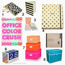 home office colorful girl. Color Crush: Urban Girl Office Supplies · Home ColorsStylish Colorful