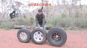 Choosing Bigger Tyres For Your 4x4 Benefits Issues Off Road 4 Wheeling Quick Tip