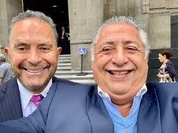 Resultado de imagen para AMADOR RODRIGUEZ LOZANO Y FERNANDO CASTRO TRENTI