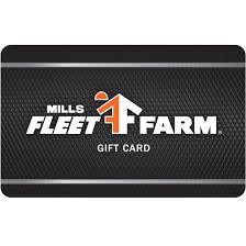 fleet farm gift card