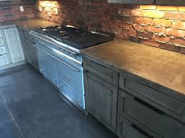 polished concrete countertops for issaquah residents