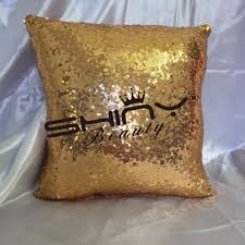 Round Decorative Pillows Decor Astonishing Gold Throw Pillows For Home Accessories Ideas