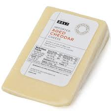 publix deli cheddar cheese imported aged