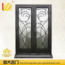 fashion interior panel doors with durable material