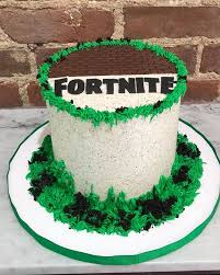 Fortnite Birthday Cake Customcakes Hellskitchen Huascar Co
