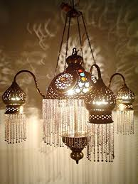 morrocan style lighting. Moroccan Style Lighting Can Add A Signature Look Amazon Com BR264 4 Shades Jeweled Pendant Light Morrocan Y