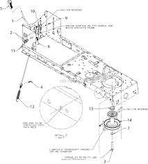 troy bilt 13wx79bt011 horse 2017 parts diagram for manual pto zoom