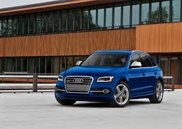 2014 Audi SQ5 Preview   NADAguides