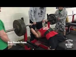 Westside Bench Press