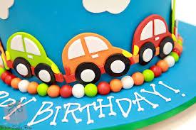 Aryans First Birthday Cake