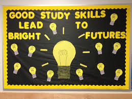 Be The Light Bulletin Board Boarddifferent Bulletin Written Skills Study Small