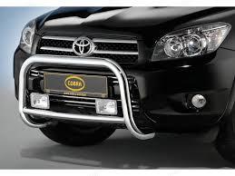 Cobra 60mm A-Frame Bull Bar For Toyota Rav4 - 2006-2009 - 4x4 ...