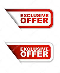 Image result for EXCLUSIVE OFFER
