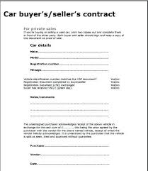 Personal Car Sale Agreement Car Sale Agreement Template Word Format Vehicle In Pakistan