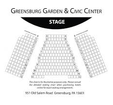 Civic Theater Seating Chart Ggcc Seating Chart The Palace Theatre Within The Most