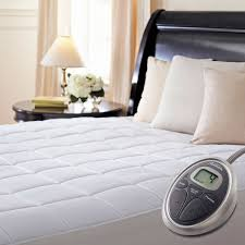 mattress heater. sunbeam premium quilted heated mattress pad. click to zoom heater e